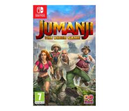 Gra na Switch Funsolve Jumanji: The Video Game