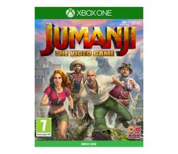 Gra na Xbox One Xbox Jumanji: The Video Game