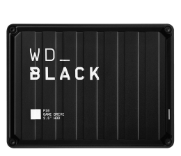 Dysk do konsoli WD Black P10 Game Drive 5TB USB 3.2