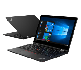 "Notebook / Laptop 13,3"" Lenovo ThinkPad Yoga L390 i3-8145U/8GB/256/Win10Pro Dotyk"