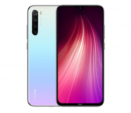 Smartfon / Telefon Xiaomi Redmi Note 8T 4/64GB Moonlight White