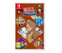 Gra na Switch Nintendo Layton's Mystery Journey: K&M Con. Del. Ed.
