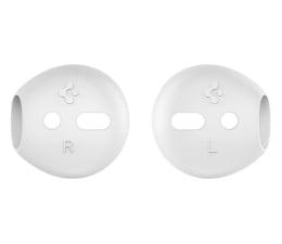 Poduszki/gąbki do słuchawek Spigen RA220 AirPods Eartips białe