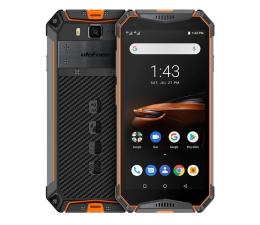 Smartfon / Telefon uleFone Armor 3W 6/64GB Dual SIM LTE pomarańczowy