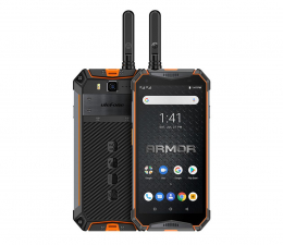 Smartfon / Telefon uleFone Armor 3WT 6/64GB Dual SIM LTE pomarańczowy