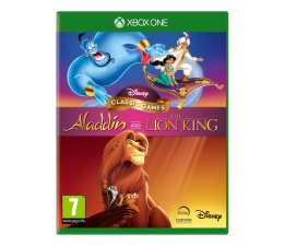 Gra na Xbox One Xbox Disney Classic Games: Aladdin and the Lion King