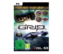 Gra na PC PC GRIP: Combat Racing - Rollers vs AirBlades U. Ed.