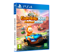 Gra na PlayStation 4 PlayStation Garfield Kart Furious Racing