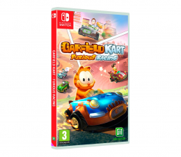 Gra na Switch Switch Garfield Kart Furious Racing