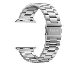 Pasek / bransoletka Spigen Bransoleta do Apple Watch Modern Fit Band srebrny