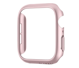 Etui / obudowa na smartwatcha Spigen Thin Fit do Apple Watch 4/5 różowe złoto