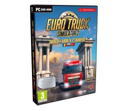 Gra na PC PC Euro Truck Simulator 2: Droga do Morza Czarnego