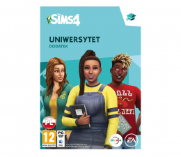 Gra na PC PC The Sims 4 Uniwersytet