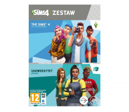 Gra na PC PC The Sims 4 + Uniwersytet