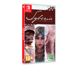 Gra na Switch Switch Syberia Trilogy