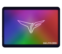 "Dysk SSD Team Group 500GB 2,5"" SATA SSD T-Force Delta Max RGB"