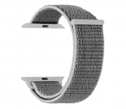 Pasek / bransoletka TOPP Pasek do Apple Watch 42/44mm Nylon Siatka szary