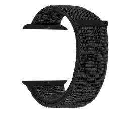 Pasek / bransoletka TOPP Pasek do Apple Watch Nylon Siatka czarny