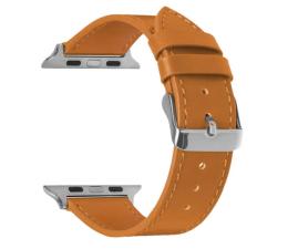 Pasek / bransoletka TOPP Pasek do Apple Watch 38/40mm Skóra brązowy
