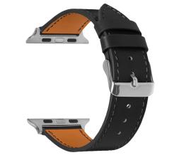 Pasek / bransoletka TOPP Pasek do Apple Watch 38/40mm Skóra czarny