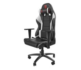 Fotel gamingowy SPC Gear SR300 V2 (Czarno-Biały)