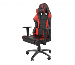 Fotel gamingowy SPC Gear SR300 V2 (Czarno-Czerwony)