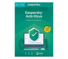 Program antywirusowy Kaspersky Anti-Virus 3st. (24m.) ESD