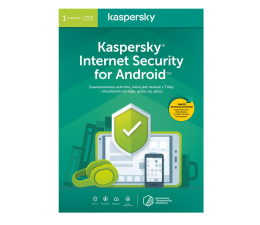 Program antywirusowy Kaspersky Internet Security Android 1st. (12m.) ESD