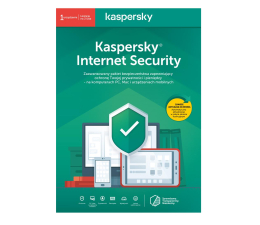 Program antywirusowy Kaspersky Internet Security Multi-Device 1st. (24m.) ESD