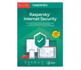 Program antywirusowy Kaspersky Internet Security Multi-Device 2st. (12m.) ESD