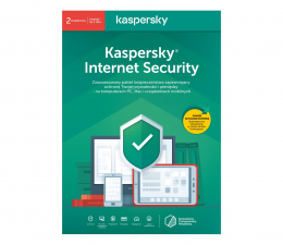 Program antywirusowy Kaspersky Internet Security Multi-Device 2st. (24m.) ESD