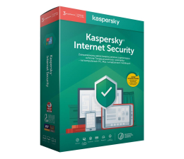 Program antywirusowy Kaspersky Internet Security Multi-Device 3st. (12m.)
