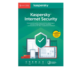 Program antywirusowy Kaspersky Internet Security Multi-Device 5st. (24m.) ESD