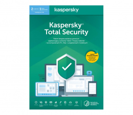 Program antywirusowy Kaspersky Total Security Multi-Device 2st. (12m.) ESD