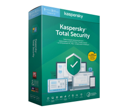 Program antywirusowy Kaspersky Total Security Multi-Device 3st. (12m.)