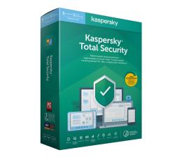 Program antywirusowy Kaspersky Total Security Multi-Device 3st. (12m.)