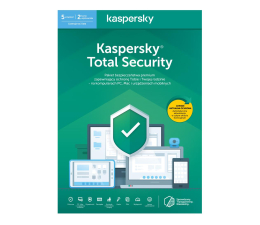 Program antywirusowy Kaspersky Total Security Multi-Device 5st. (24m.) ESD