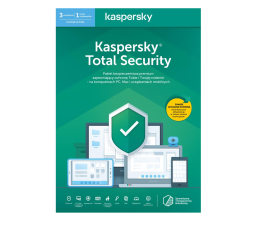 Program antywirusowy Kaspersky Total Security Multi-Device 3st. (24m.) ESD