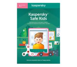 Kontrola rodzicielska Kaspersky Safe Kids (12m.) ESD