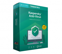 Program antywirusowy Kaspersky Anti-Virus 1st. (12m.)