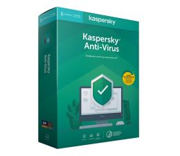 Program antywirusowy Kaspersky Anti-Virus 1st. (12m.)