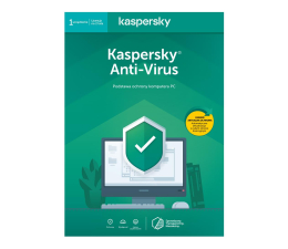 Program antywirusowy Kaspersky Anti-Virus 1st. (24m.) ESD