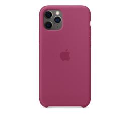 Etui / obudowa na smartfona Apple Silicone Case do iPhone 11 Pro Pomegranate