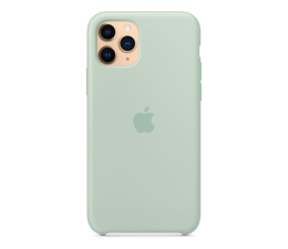 Etui / obudowa na smartfona Apple Silicone Case do iPhone 11 Pro Beryl