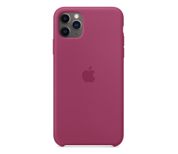 Etui / obudowa na smartfona Apple Silicone Case do iPhone 11 Pro Max Pomegranate