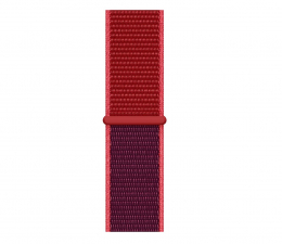 Pasek / bransoletka Apple Opaska sportowa (PRODUCT)RED do koperty 40 mm