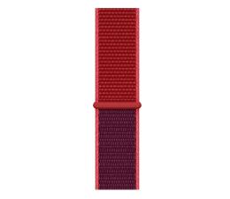 Pasek / bransoletka Apple Opaska sportowa (PRODUCT)RED do koperty 44 mm