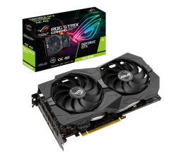 Karta graficzna NVIDIA ASUS GeForce GTX 1650 SUPER Strix OC 4GB GDDR6