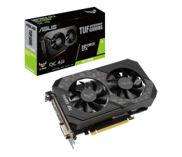 Karta graficzna NVIDIA ASUS GeForce GTX 1650 SUPER TUF Gaming OC 4GB GDDR6