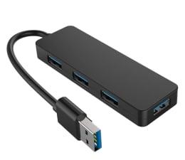 Hub USB Silver Monkey USB 3.0 - 4x USB 3.0